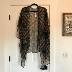 American Eagle Kimono - New with Tags!